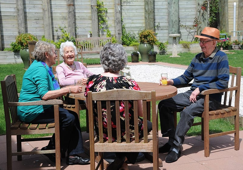 Assisted living at Highgrove