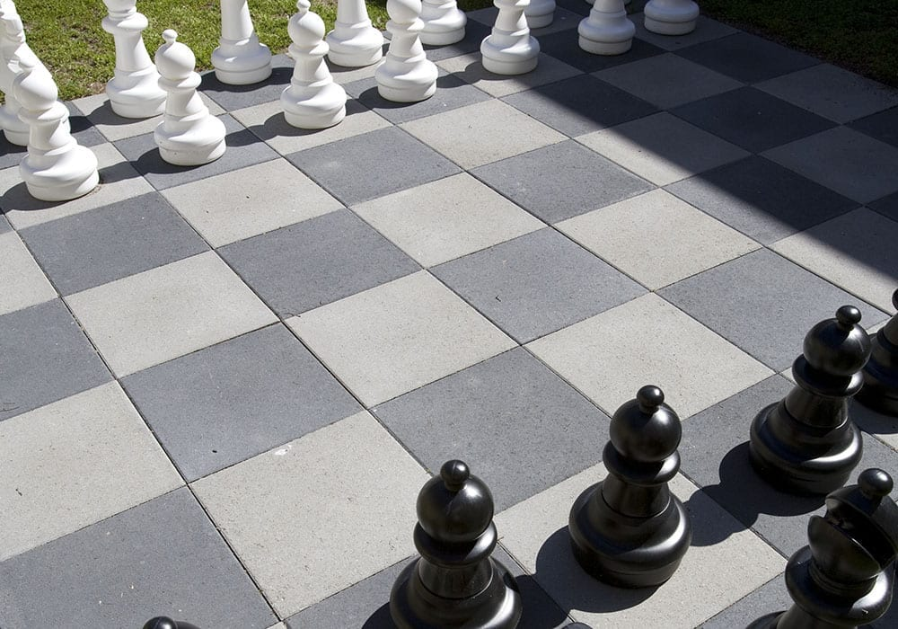 Chess at Highgrove