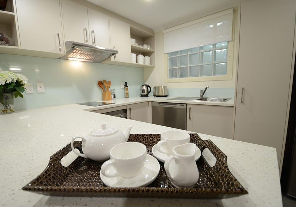 Apartments - 1 Bedroom kitchen